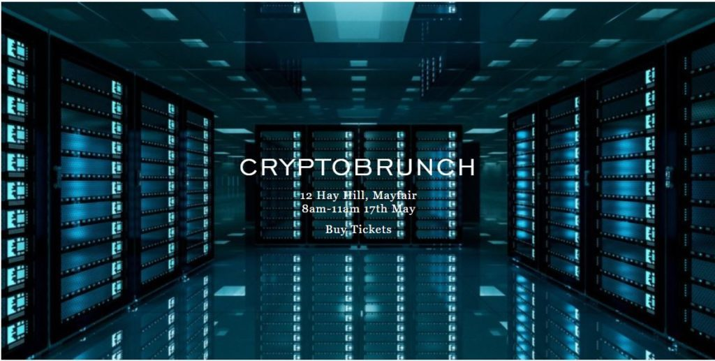 Come join us at the first London CryptoBrunch by HedgeBrunch!