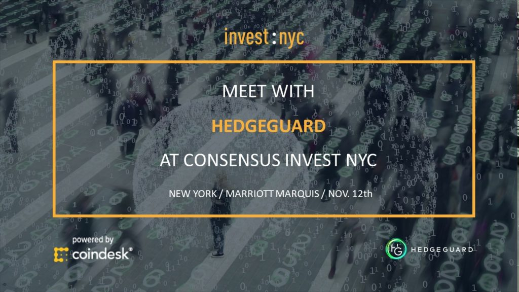 hedgeguard at Consensus New York