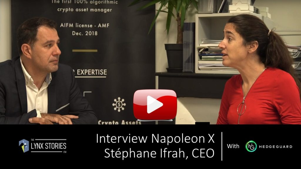 Interview of Stéphane Ifrah, CEO of Napoleon X with Hedgeguard