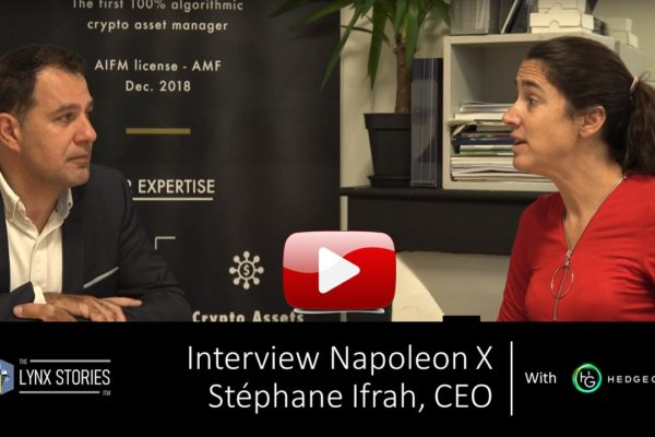 LynxStories #1: interview of Stéphane Ifrah, CEO of Napoleon X