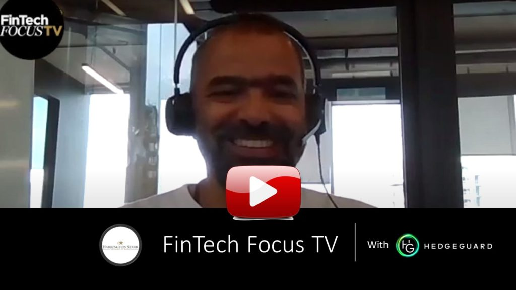 FinTech Focus TV:  crypto show with HedgeGuard