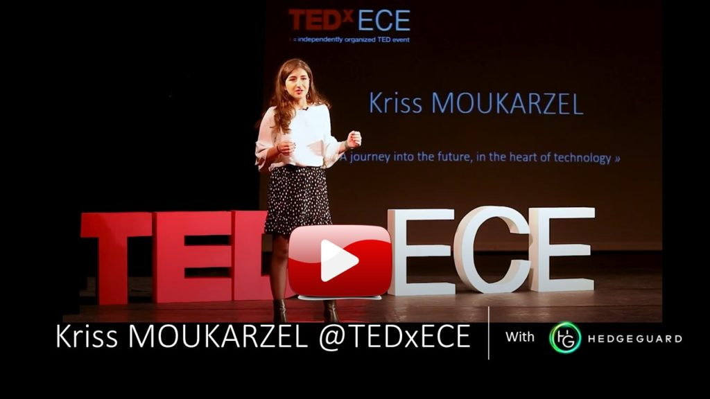 A journey into the future, in th heart of crypto with Kriss Moukarzel @TEDx